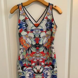 Clover Canyon Size Small scuba material dress